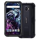 Blackview BV5900 (2020) Outdoor Smartphone Ohne Vertrag 5,7 Zoll HD+ Waterdrop Display 13MP+5MP Kameras 5580mAh Akku Helio A22 3GB+32GB 4G Robustes Handy- NFC/Fingerabdruck/Face ID